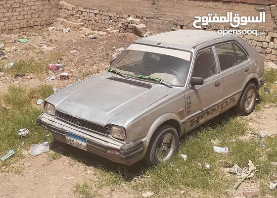 سياره هوندا 1982