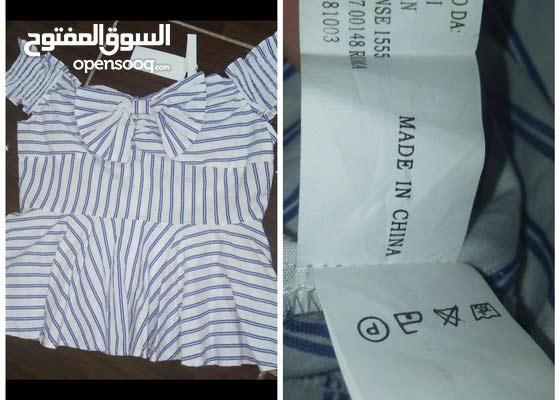 T-Shirt مرتبة مش ملبوسة و سعر روعة و صنع الصين