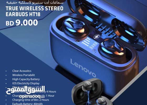 Lenovo true wireless stereo earbuds ht18
