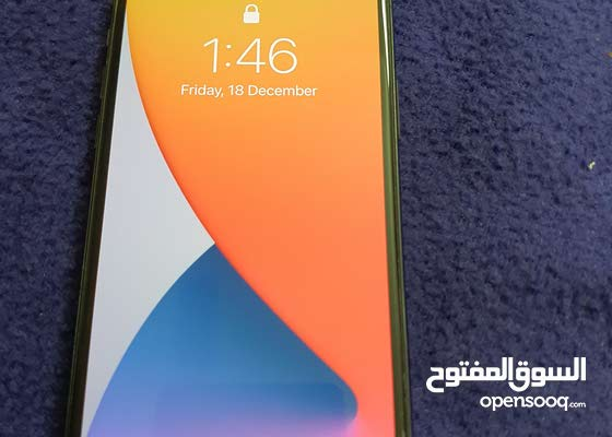 Iphone X black 64 gb for sale
