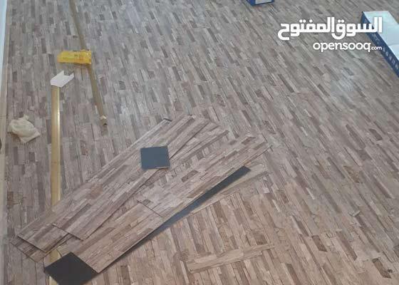 باركية خشب وارضيات بلاستك تركيب وتوريد وتصليح جميع مناطق الكويت
