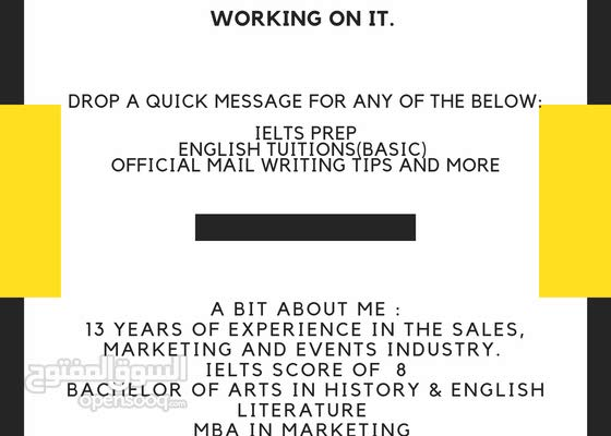 Unable to clear that first round of IELTS or that interview that requires basic English?