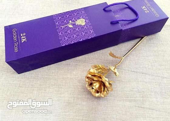 » الوردة الذهبية اجمل هدية