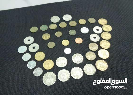 عملات مصرية قديمة جدا ونادرة للبيع