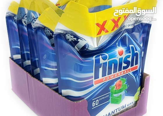 منتجات غسيل الصحون فينش كوانتوم