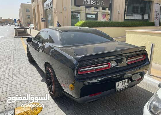 Dodge Challenger hellcat GCC SPECS