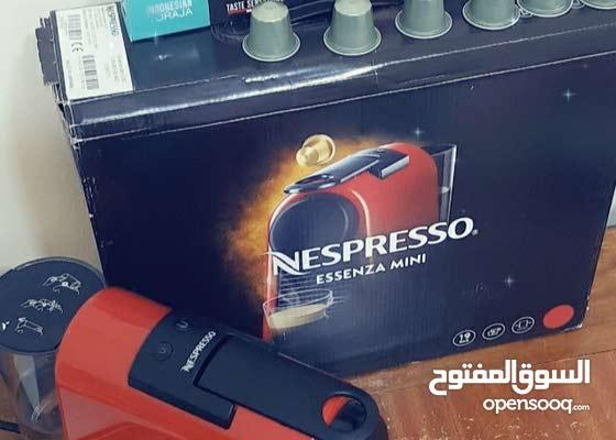ماكينة نسبريسو جديد