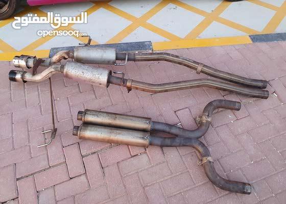Borla full exhaust system used on chevrolet camaro