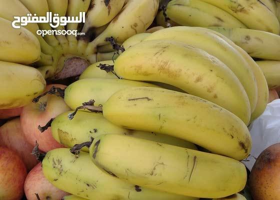 الفواكه للبيع