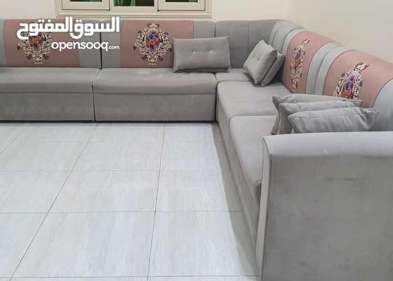 Sofa For Sale Living Room Furniture Used Farwaniya Ashbeliah 136816998 Opensooq