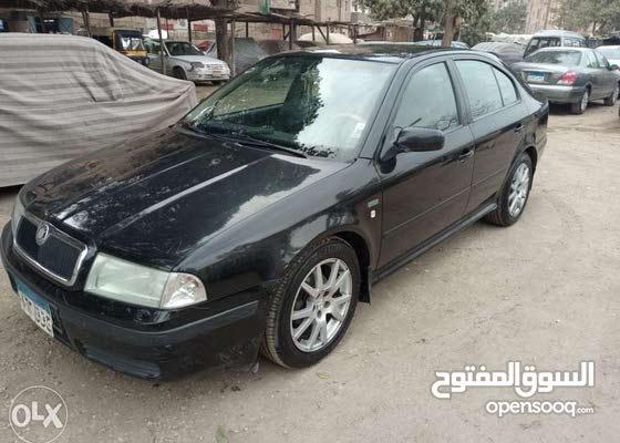 For sale Skoda Octavia car in Cairo