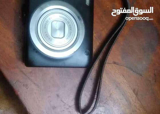 كاميرا Nikon 20.1 megapixel مستعمله للبيع