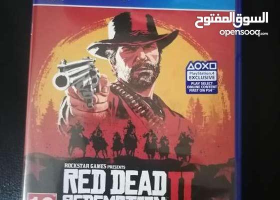 Red dead redemption 2 استعمال يومين فقط