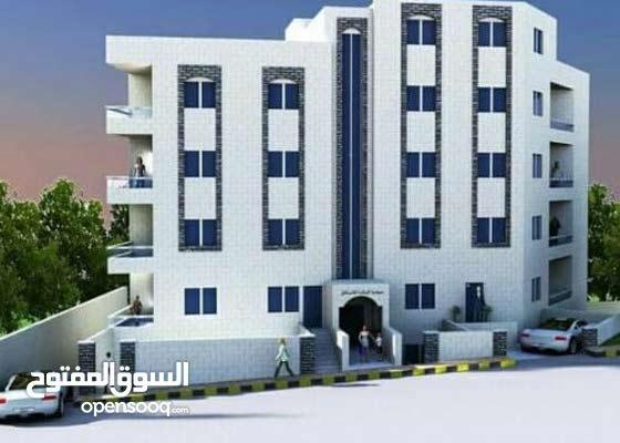 بالاقساط شقق فاخرة للبيع في طبربور ابو عليا مساحة 145م كاش او اقساط من المالك مباشرة