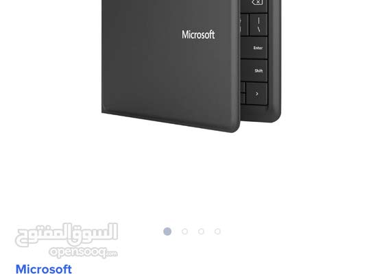 Universal Bluetooth Foldable Keyboard Black – Water Proof – 3 month continuous use on one charge
