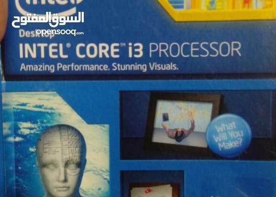 بيع بروسيسور core i3 4160  او استبدال ببروسيسور  core i5 جيل تالت او رابع(مستعمل )  و هدفع الفرق