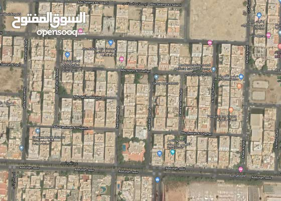 ارض للبيع مميزه سكنية حي الزهراء دوار القبضة جده