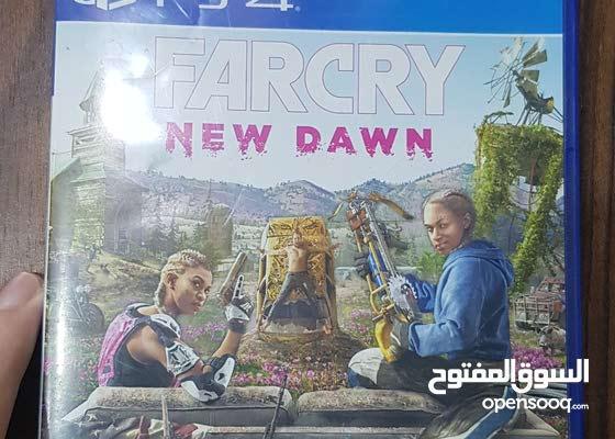 far cry new dawn للبيع 15 الف عربية