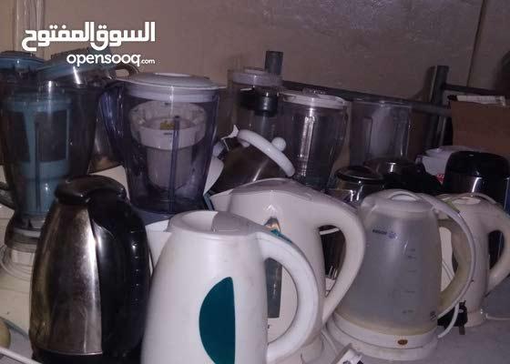 ادوات مطبخ افران ثلاجات كولر ماء مستعمل