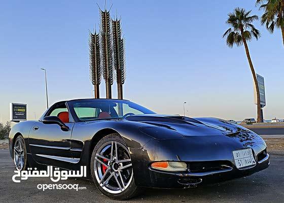 كورفيت Corvette C5