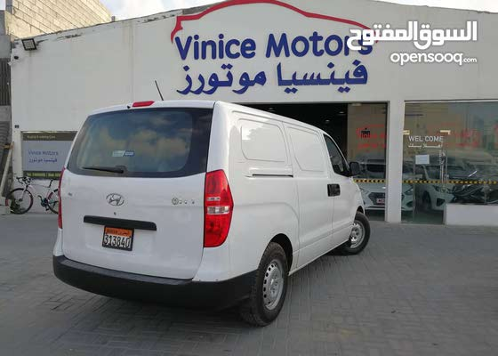 for sale HYUNDAI H1 Model 2018 only 39872 km