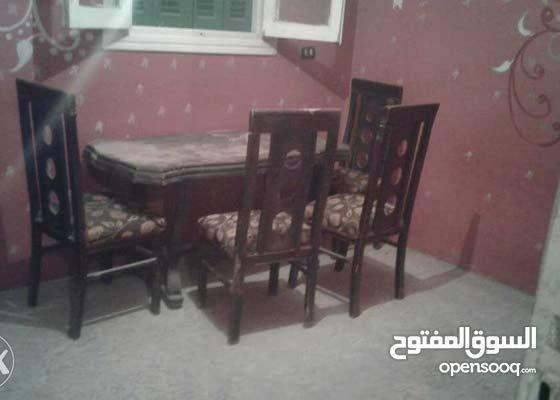 شقة مفروشة للإيجار بالشوربجي بالقرب من جامعة القاهرة