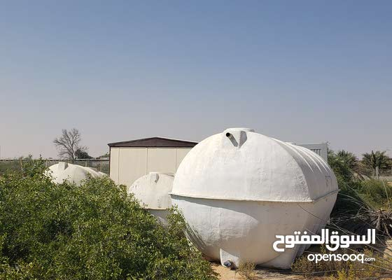 خزانات ماء water tanks