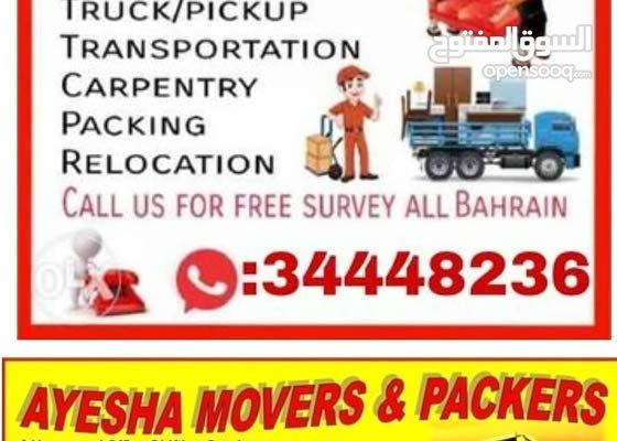 Ayesha Movers Ayesha movers