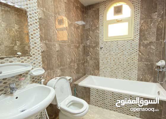 للايجار 3 غرف ومجلس وغرفة خادمة في الشامخة طابق ارضي ممتازة جدا
