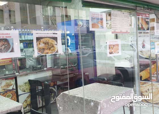Running cafeteria for sale in Mussaffah Shabiya