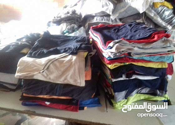 Garage sale (men and women clothes and shoes) 25 aed***