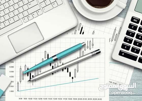 محاسب ضرائب قيمة مضافة و تنظيم مالي و مراجعة