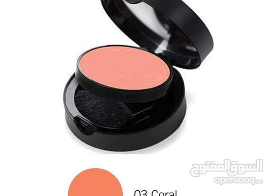 ( NOTE LUMINOUS SILK COMPACT BLUSHER (Coral 3