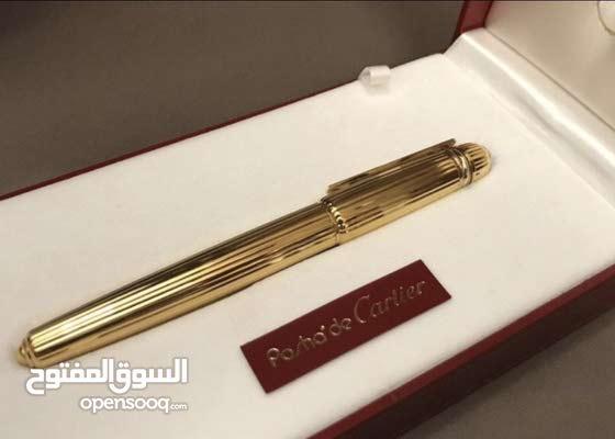 قلم كارتير ذهب انتيك - 1980م