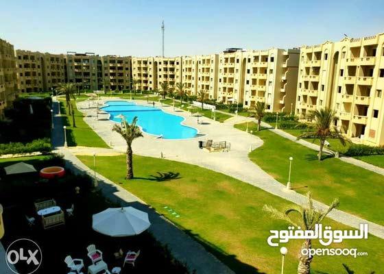 شالية للبيع بقرية ستيلا هايتس سيدي عبد الرحمن الساحل الشمالي