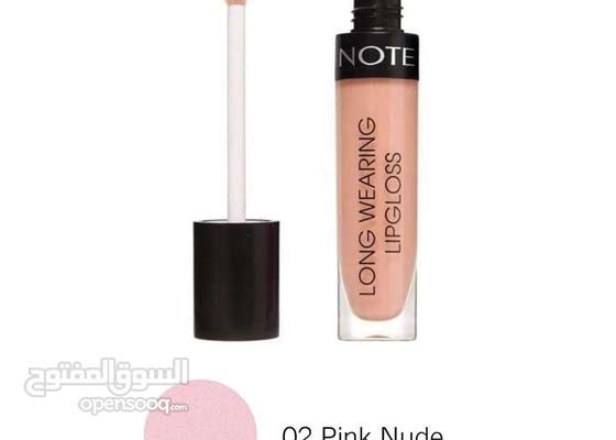 ( NOTE LONG WEARING LIPGLOSS ( Pink Nude 2