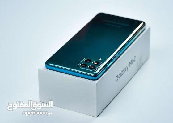 Samsung M62 128GB جهاز سامسونج