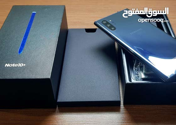 Samsung Galaxy Note 10 Plus 256Gb Dual Sim