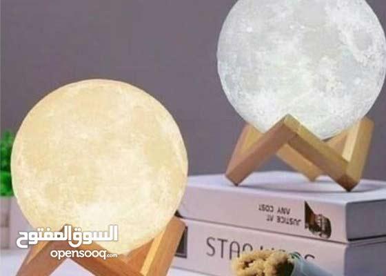 فواحة القمر المضئ تحفة فنية تملأ بيتك بالعطور والأضواء الرومانسية