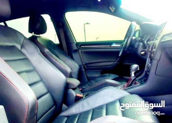 Volkswagen GTI 2016 full  option GCC