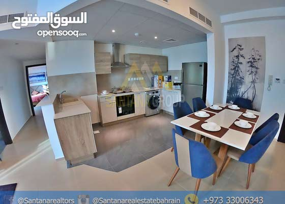 Turkish Style 2 Bed Furnished for rental in Juffair