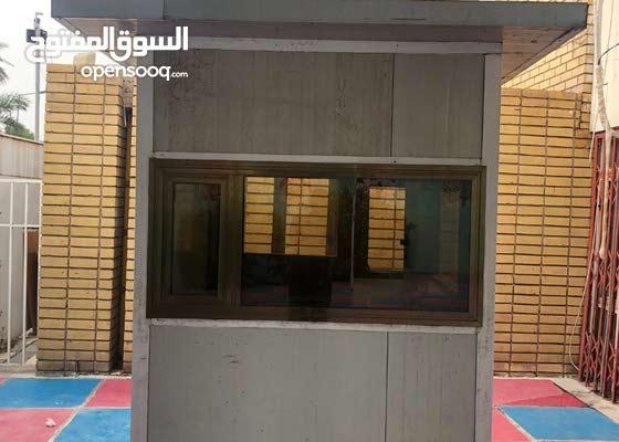 كرفان للبيع ... متر ونص * متر ونص ... تم تنزيل السعر من 600,000 دينانر الى 500,000 دينار