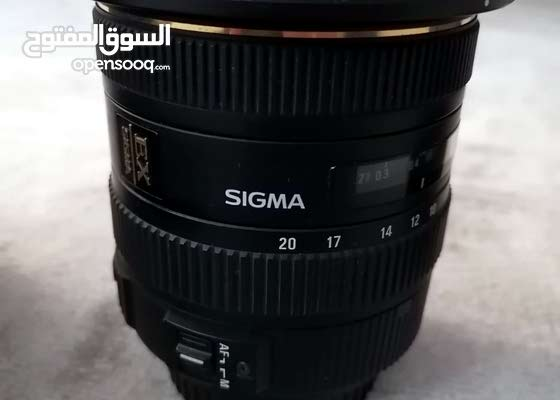 sigma lens for Canon 10-20mm