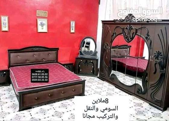 آثاث غرف نوم 1er choi الوان مختلفة