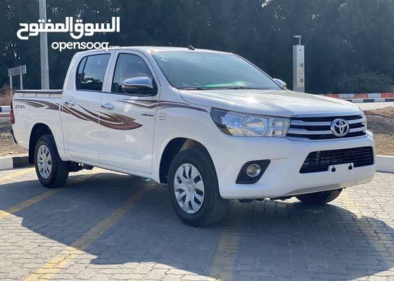Toyota Hilux 2018 4x2 Full Automatic Ref#696