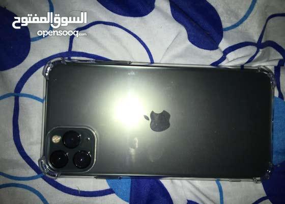ايفون 11 برو ماكس 256GB مع فيس تايم لون اخضر