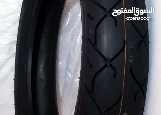 motorcycle tire new