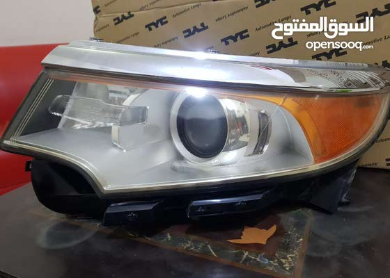 Ford Edge front light