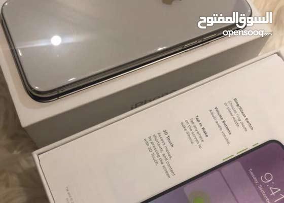 iPhone X 256 GB New