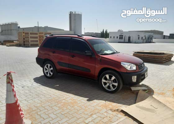 Toyota Rav4  2001model...